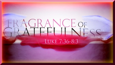 Fragrance of Gratefulness